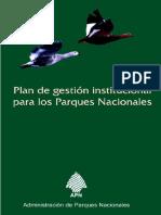 Plan de Gestion