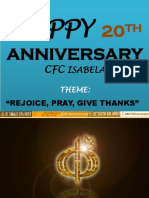 CFC 20th Anniversary