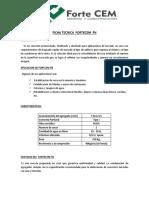 Ficha Tecnica Fortecem Fn (1)