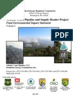 FERC Final Environmental Impact Statement