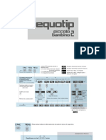Equipo Equatip Piccolo 2-TECSUP