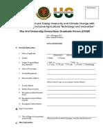 Application Form-2017 Ku
