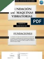 Fundacion en Maquinas Vibratorias 2017 1
