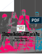Lgbti - Documento Relatoria Lgbti Por La Paz