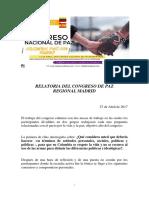 España, Madrid -RELATORIA DEL ENCUENTRO DE PAZ 27 abril.pdf