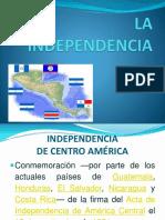presentacion tema independencia