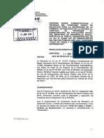 Res 0181 Chile Conc Todas y Todos Analisis de Exp