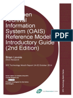 OAIS - Open Archive information System