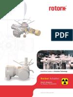 E250E Nuclear Rotork