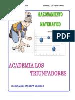 Razonamiento Mate Academia II 15