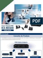 Apresentação Comercial NS500