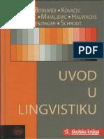 Uvod u Lingvistiku - Grupa Autora.pdf