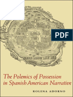 Rolena Adorno The Polemics of Possession in Spanish American Narrative.pdf