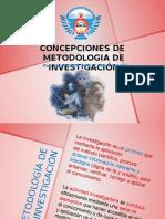 Clase N_ 1- Concepciones de Generales de Metologia de Investigación