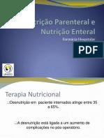 Nutricao Parenteral Enteral