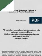 Princípios de Economia Política e Iniciação à Teoria Econômica Marxista