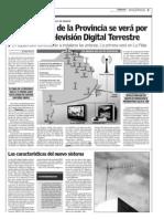 TELEVISION DIGITAL TERRESTRE EN LA PROVINCIA