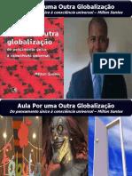 Palestra Livro Por Uma Outra Globalização
