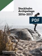 Product Manual Stockholm Archipelago 2016-2017 - Big
