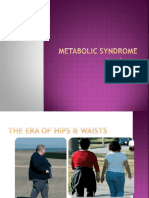 K5 - Metabolic Syndrome