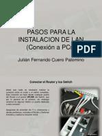 Pasos para la instalacion de la red - Conexion de cableado a perifericos.pptx