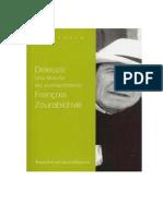 Zourabichvili Francois Deleuze Una Filosofia Del Acontecimiento
