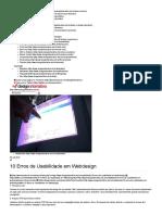 10 Erros de Usabilidade em Webdesign.pdf