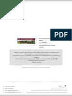 Rendimiento y Reacción a Colletotrichum Lindemuathianum en Cultivares de Fríjol Voluble (Phaseolus V