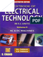 A Textbook of Electrical Technology Volume II - AC and DC Machines - B.L. Thferaja (1)