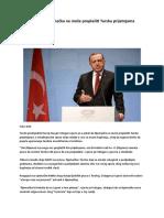 Tekst 14 - Erdogan - O Odnosima Sa Njemackom