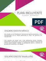 Presentacion Playa Incluyente