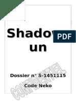 Shadowrun-scénar
