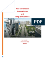Real Estate Sector-ma Assignments