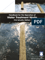 Handbook Water Treatment Works