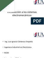 presentacionInstalaciones electricas