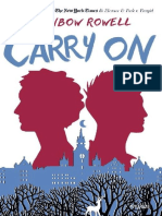 Carry on Versione Italiana I - Rainbow Rowell