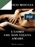 eBook - Ita Federico Moccia - L Uomo Che Non Vole
