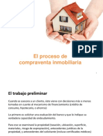 El Proceso de Compraventa Inmobiliaria Con Hipoteca