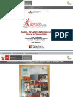 Exposición Perú Digital
