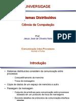 UNIVERSIDADE. Sistemas Distribuídos
