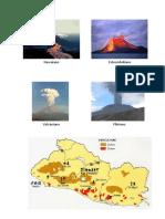 Algunos Tipos de Volcán