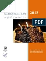Cafe Organico Proyecto
