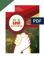 Plan de Desarrollo - Didier Alberto Tavera Amado