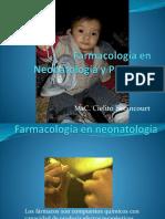 2. Farmacología en Neonatología-1
