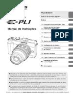 E-PL1 Manual de Instrucoes PT