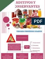 Aditivos y Conservantes Químicos
