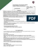 4. Prueba de Lenguaje y Comunicación 6.docx