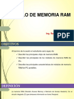 Modulo Memoria RAM V3