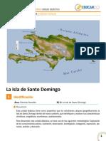 La Isla de Santo Domingo, Unidad Didáctica.