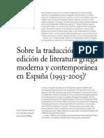 Sobre la traducción de literatura griega moderna y contemporánea en España.pdf